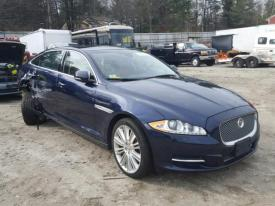 Salvage Jaguar XJL